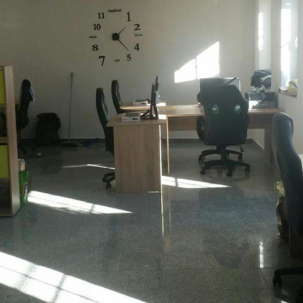 Coworking Aachen - Büroraum
