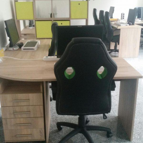 Coworking Aachen - Desk für 2 er Team