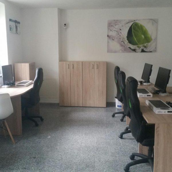 Coworking Aachen - Desk für 5 er Team