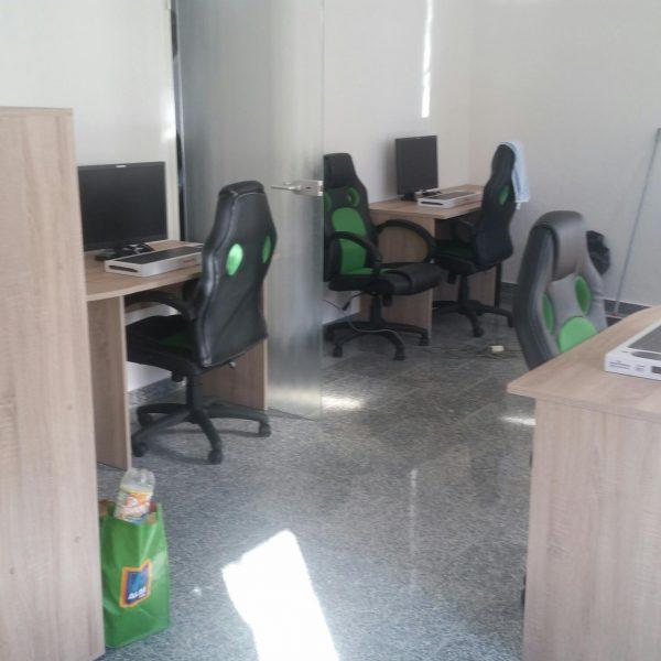 Coworking Aachen - Freelancer single desk