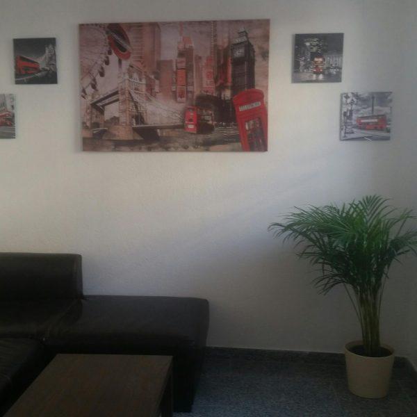 Coworking Aachen - Relaxraum