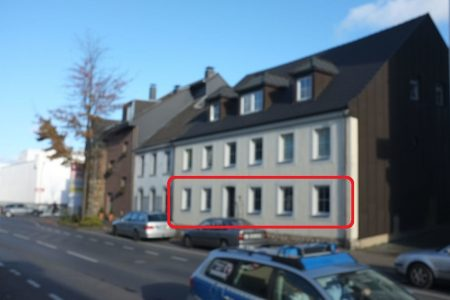 Coworking Büroservice Aachen Front Fassade
