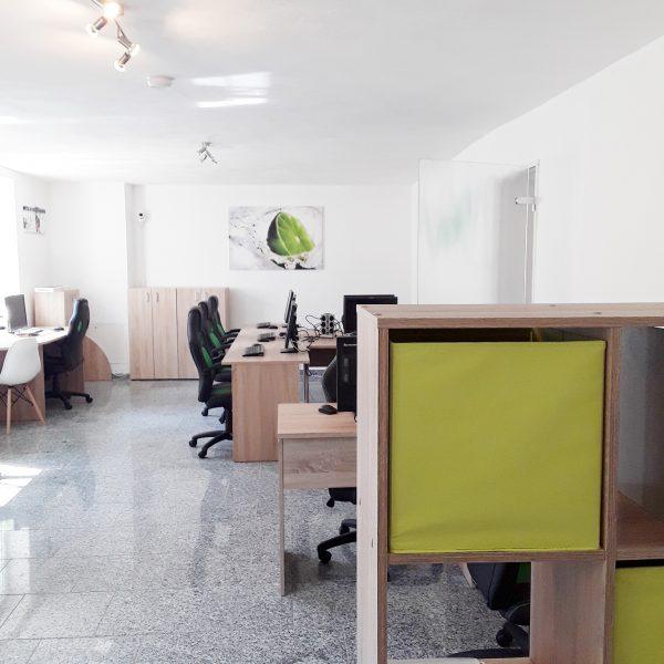 Easy Design Coworking Aachen - Büroraum