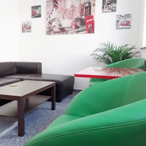 Easy Design Coworking Aachen - Ruheraum