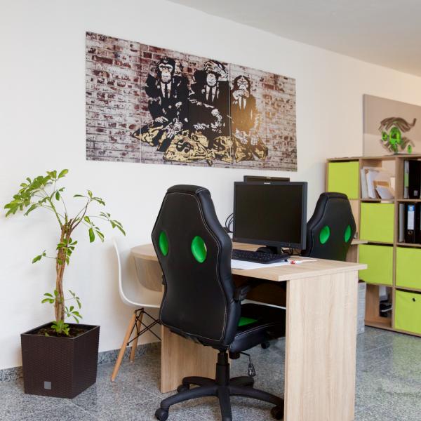 Office_Arbeitsplatz_Webseite Coworking Aachen